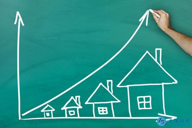 """买房要考虑升值潜力,业内专家建议选择""""远四近三""""的房产"""